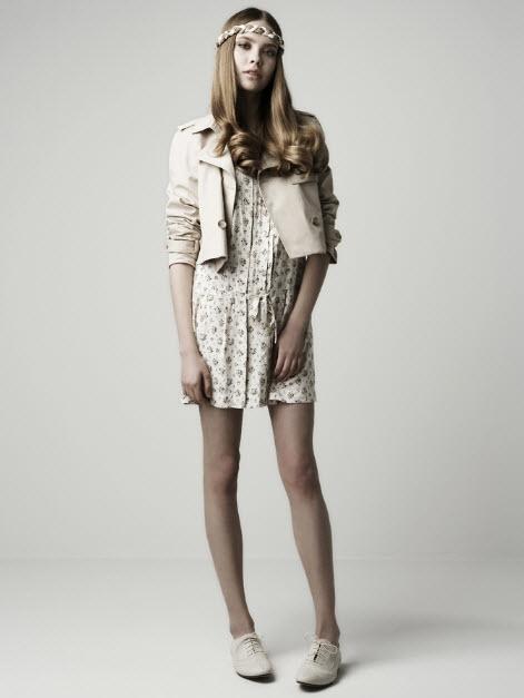 Zara coleção primavera 2010
